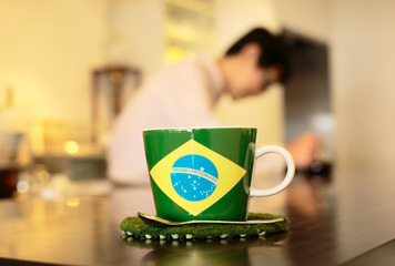 Cafe do BRASIL TIPOGRAFIA