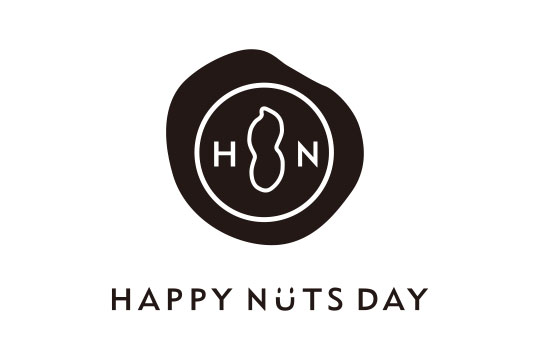 HAPPY NUTS DAYのロゴ
